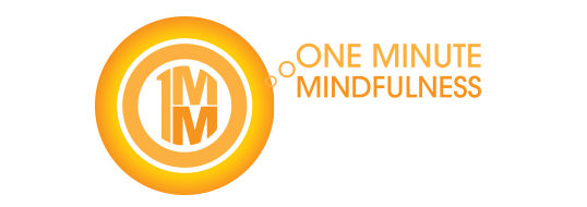 One Minute Mindfulness Banner