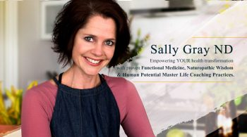 PAP 25: SALLY GRAY – STRESS, AWARENESS & LIFE MASTERY