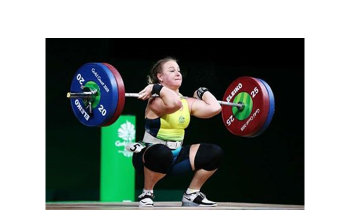 SA 31: Going heavy with Commonwealth Games Weightlifter Steph Davies