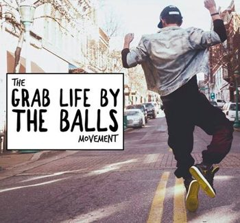 UC 335: Grab Life By The Balls Movement with Sam Parker
