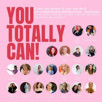 NTM 231: Julie and Bridget's highlights and takeaways from You Totally Can