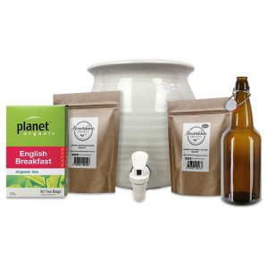 Complete Kombucha Brewing Kit 5L