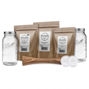 Complete White Miso Making Kit