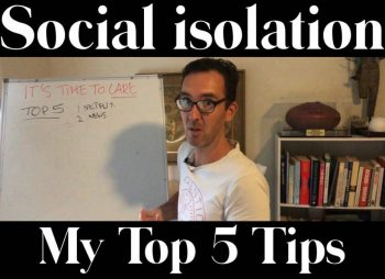YEL 115: Top 5 tips for social isolation