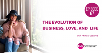 HP 67: The Evolution Of Business, Love and Life
