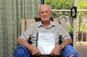 100NO 252: Australia's Oldest Man – Dexter Kruger