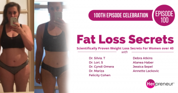 HP 100: Fat Loss Secrets – Scientifically Proven Weight Loss Secrets For Women Over 40