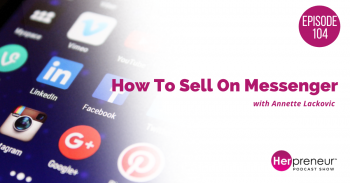 HP 104: How To Sell On Messenger