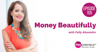 HP 105: Money Beautifully with Polly Alexandre