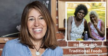 AQJ 141: Healing with Traditional Foods, with Hilda Gore of WAPF