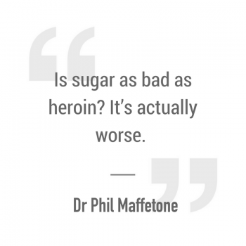 RFR 170: Big Sugar & the Overfat Epidemic with Dr Phil Maffetone