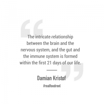 RFR 177: Digestion, Stress & the Sesame Seed Challenge with Dr Damian Kristof
