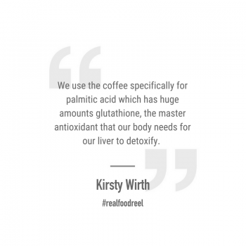 RFR 181: Coffee Enemas – An Ancient Gut Health & Detox Tool with Kirsty Wirth