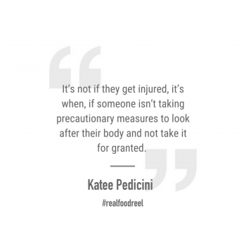 RFR 182: Overcoming Persistent Injury with Katee Pedicini