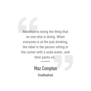 RFR 196: The Social Rebellion with Maz Compton