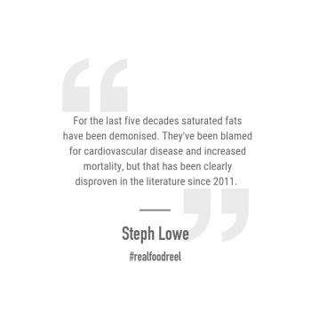 RFR 225: Burn Fat, Improve Your Microbiome & Live Longer with Steph Lowe