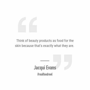 RFR 240: Beauty From the Inside Out with Jacqueline Evans