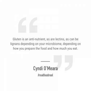 RFR 252: Myth-Busting, Functional Nutriton and the Microbiome with Cyndi O'Meara