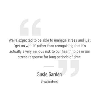 RFR 253: Stress, Trauma & the Mind-Body Connection with Susie Garden