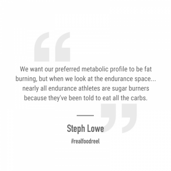 RFR 257: High Performance Fat Loss with Steph Lowe