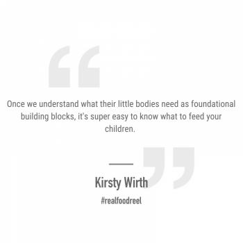 RFR 275: Setting Up Your Gut Microbiome for Pregnancy & Beyond with Kirsty Wirth – Part 3