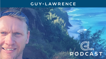 100NO 262: Courage To Change Career & The Power Of Meditation with Guy Lawrence