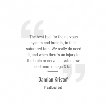 RFR 218: Infant Nutrition and 'Which Foods When' with Dr Damian Kristof