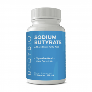 Butyrate is a short-chain fatty acid that is a potent detoxifier of ammonia and neurotoxins. Butyrate also encourages the formation of friendly bacteria in the gut. What exactly is Butyrate?Butyrate...