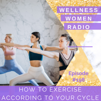 WWR 198: How to Exercise According to your Cycle