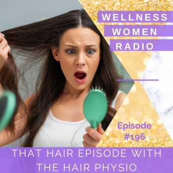 WWR 196: That Hair Episode with Trichologist Jane Davis