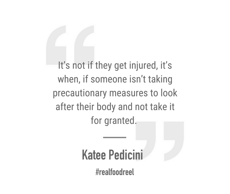 Overcoming Persistent Injury
